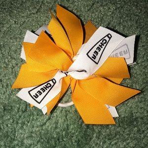 Cheer Hair Tie